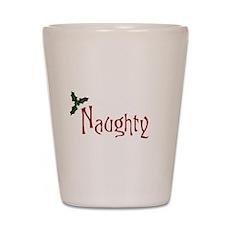 Naughty Shot Glass
