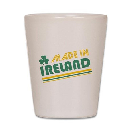 Made In Ireland Shot Glass