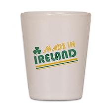 Made In Ireland Shot Glass