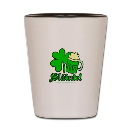 Sl�inte! Shot Glass