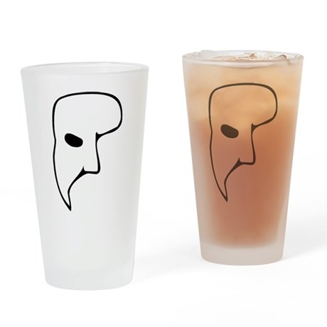 Phantom of the Opera Pint Glass