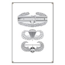 CAB Airborne Air Assault Banner