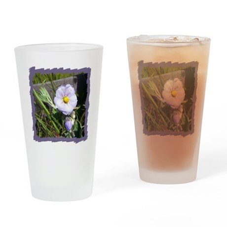 Blue Witch (Nightshade) Pint Glass