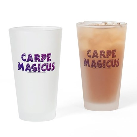 Carpe Magicus Pint Glass