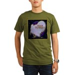 Team Turkey Organic Men's T-Shirt (dark)
