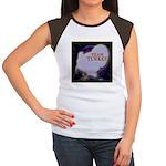 Team Turkey Women's Cap Sleeve T-Shirt