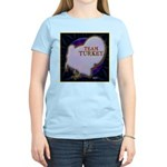 Team Turkey Women's Light T-Shirt