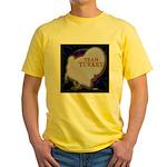 Team Turkey Yellow T-Shirt