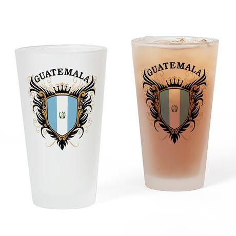 Guatemala Drinking Glass