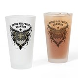 Proud Air Force Grandpa Pint Glass