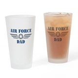 Air Force Dad Pint Glass
