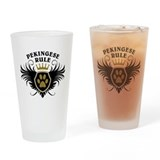Pekingese Rule Pint Glass