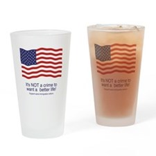 It's Not A Crime To Want A Be Pint Glass