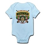 Sniper One Shot-One Kill Infant Bodysuit