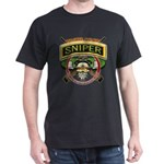 Sniper One Shot-One Kill Dark T-Shirt