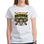 Sniper One Shot-One Kill Women's T-Shirt
