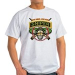 Sniper One Shot-One Kill Light T-Shirt