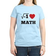 I Heart Math 1 T-Shirt