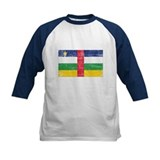 Central African Republic Flag Tee