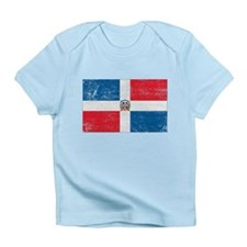 Dominican Republic Flag Infant T-Shirt