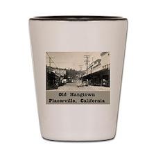 Old Hangtown Shot Glass