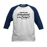 Orthodontist Nobody Corner Tee