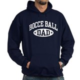 Bocce Ball Dad Hoody