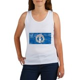 Northern Marianas Flag Women's Tank Top