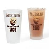 McCAIN (19) 08!!!! Pint Glass