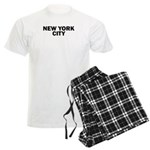 NEW YORK CITY V Men's Light Pajamas