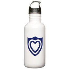 XXIV Corps Water Bottle