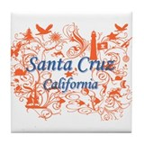 Unique Cruz Tile Coaster