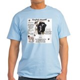 Mastiff 72 Ash Grey T-Shirt