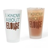 I Know About Eloise Pint Glass