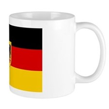 German Government Flag Mug