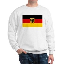 German Government Flag Sweatshirt