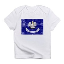 Louisiana Flag Infant T-Shirt