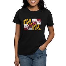 Maryland Flag Tee