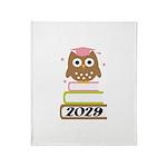 2029 Top Graduation Gifts Throw Blanket
