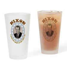 Bring Back Nixon Pint Glass