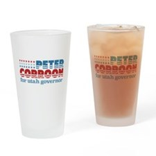 Corroon for Governor Pint Glass