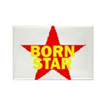 BORN STAR III Rectangle Magnet (100 pack)