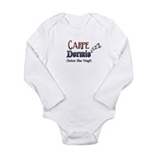 Carpe Dormio Long Sleeve Infant Bodysuit