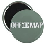 Off the Map Magnet