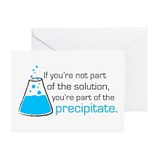 Precipitate Greeting Cards (Pk of 20)