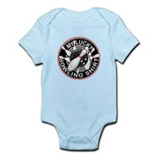 Lucky Bowling Shirt 2 Infant Bodysuit
