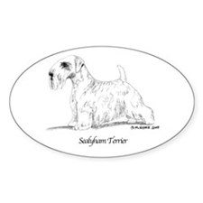 Sealyham Terrier Decal