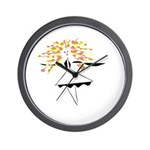 Hairiet Wall Clock