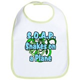 S.O.A.P. Blue Bib