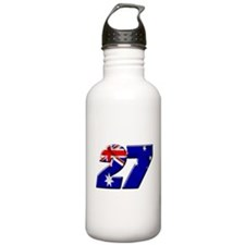 CSflag2 Water Bottle